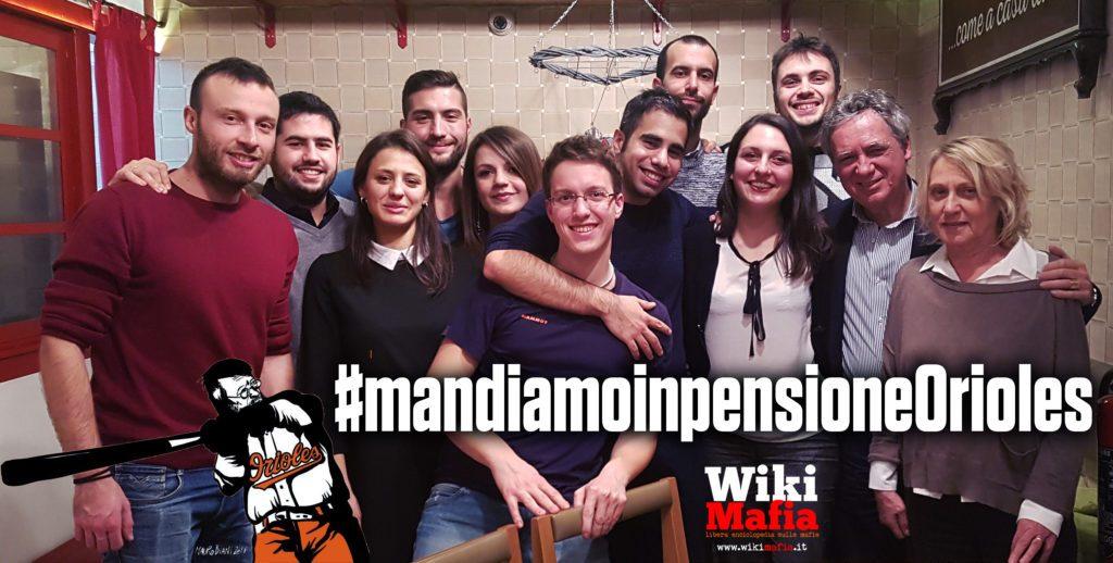 #mandiamoinpensioneOrioles, mettici la faccia!