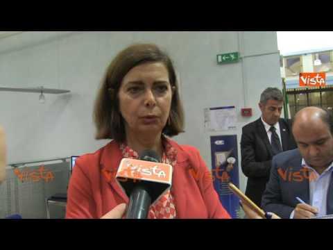 """Boldrini: """"C'è chi non si sente a proprio agio passando davanti ai monumenti fascisti"""""""