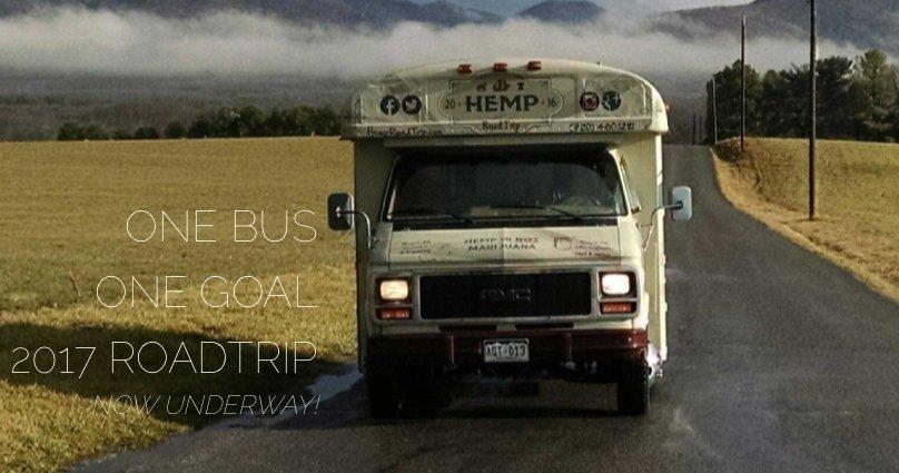 Hemp road trip: un viaggio alla riscoperta della canapa dagli USA all'Europa