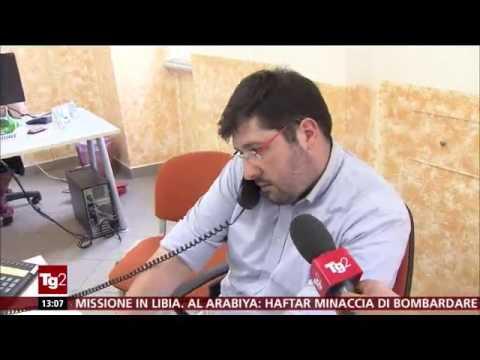 """Emergenza caldo a Roma: il servizio del TG 2 sul Programma """" Viva gli Anziani!"""""""