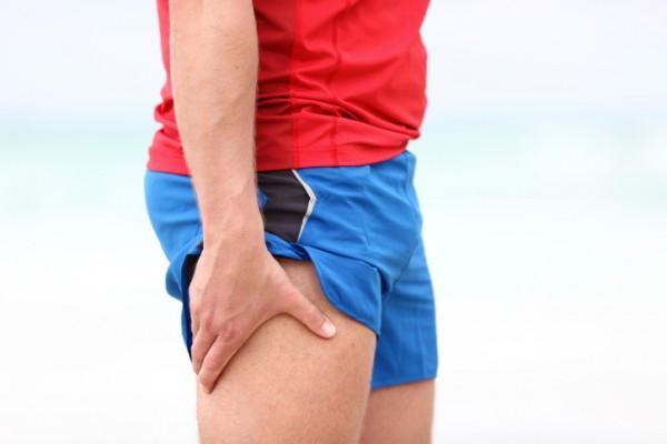Contrattura muscoli flessori cosce e colonna vertebrale
