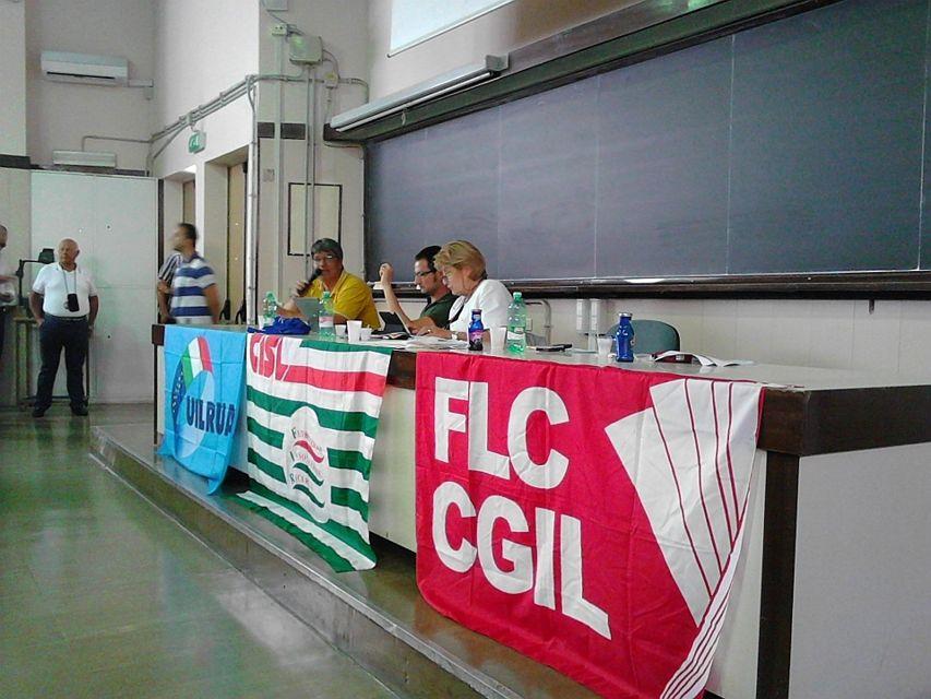 Si è svolta il 21 settembre l'assemblea unitaria dei dirigenti scolastici della regione