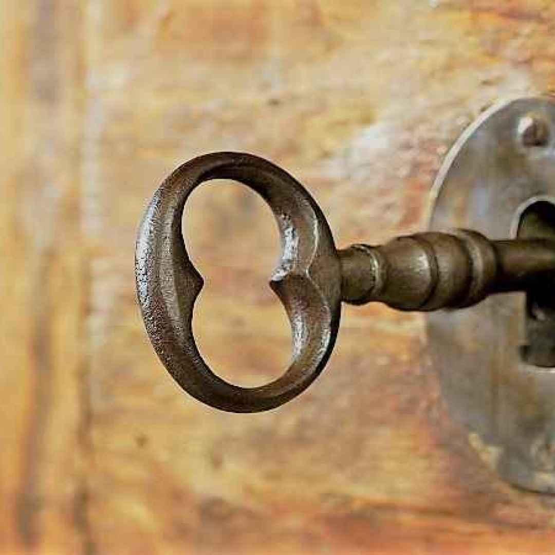 Psiche – Qual è il signficato della chiave nei sogni? Simbolismo delle chiavi (marni)