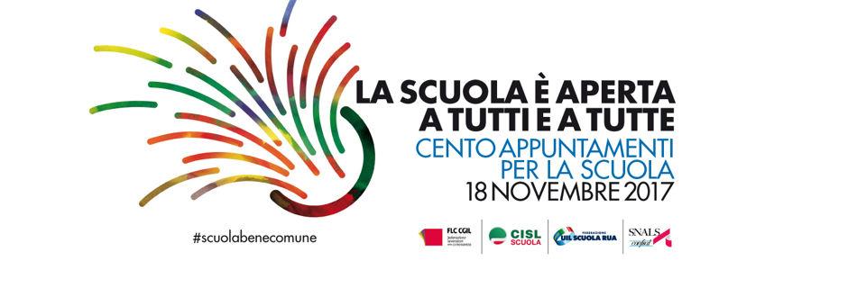"""""""La scuola è aperta a tutti e a tutte"""": l'iniziativa a Benevento"""