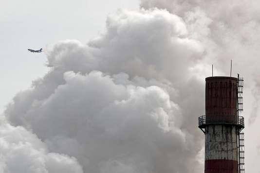 Emissioni mondiali CO2 di nuovo in crescita