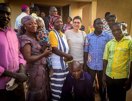 Rinascere da anziani ad una nuova vita: a Ouagadougou si può