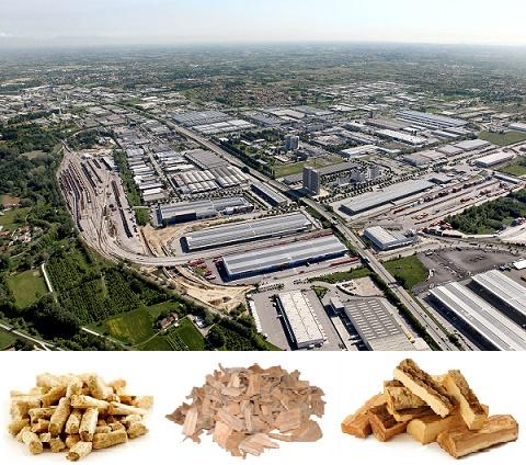 Polveri sottili a Padova, il Comune stravede per il trasporto urbano, ma i primi responsabili dell'inquinamento dell'aria sono le attività industriali e il riscaldamento residenziale a biomassa