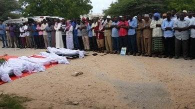 Somalia, strage in una fattoria di agricoltori scambiata per un campo di al-Shabaab