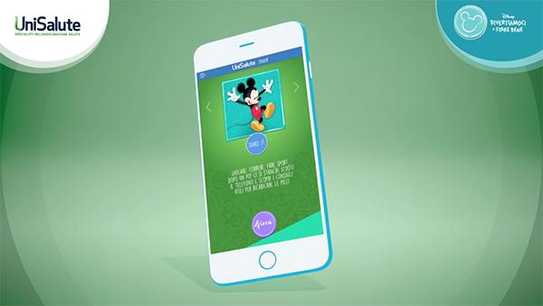 topolino gioco app