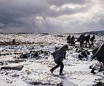 Siria, quindici migranti trovati morti assiderati al confine con il Libano