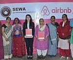 India, le donne delle zone rurali trovano lavoro grazie ad AirBnb