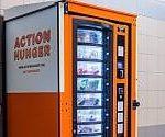 Senzatetto, un distributore automatico per beni di prima necessità gratis