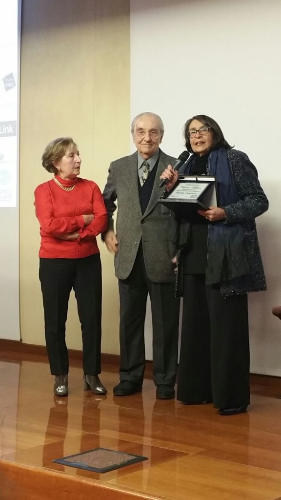 Gualtiero Marchesi: il ricordo di Orietta Colacicco