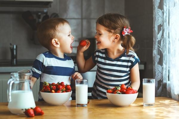 bambini sani