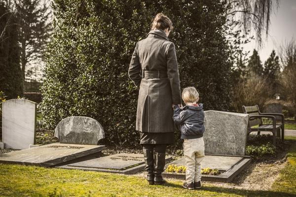 elaborazione lutto bambini