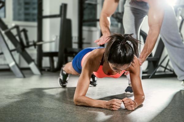 plank allenatore