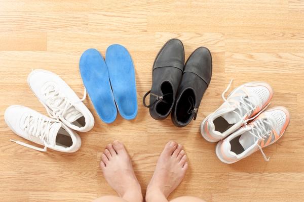 usura scarpe da allenamento