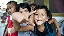 """Libia, cinque bambini salvati dalla missione di """"Emergenza Sorrisi"""" a Misurata"""