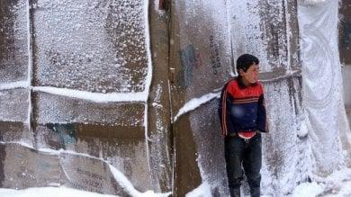 """Valle della Bekaa, profughi siriani: """"Da 5 anni sotto le tende con i topi che ti camminano addosso"""""""