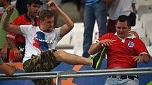 Mosca, le celle per ubriachi-tifosi alla vigilia dei Mondiali di calcio