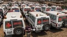 """Sierra Leone, obiettivo: un """"118"""" nazionale per utilizzare le ambulanze inutilizzate"""