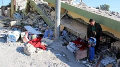 """Siria, Ghouta orientale, MSF: """"Una vergognosa e inarrestabile catastrofe"""""""
