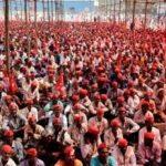 India, la lunga marcia dei contadini del Maharashtra: in 50mila invadono Mumbai