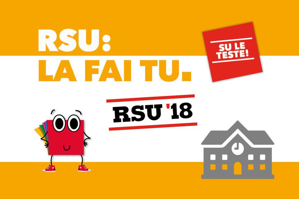 Scuola: perché votare la FLC CGIL alle elezioni RSU