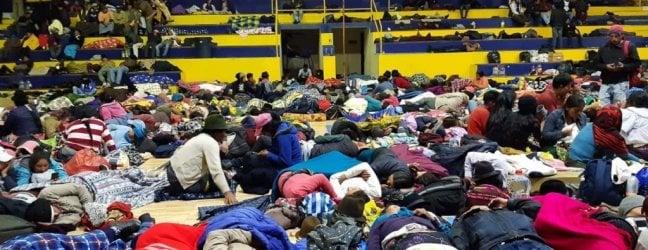Ecuador, i salesiani aprono le porte del loro Politecnico per accogliere 3.000 indigeni in rivolta
