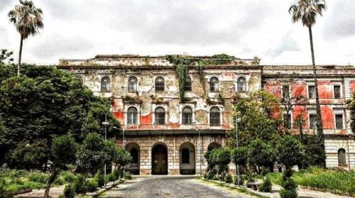 Ex manicomio di Aversa: un pezzo di storia abbandonato