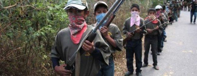 Colombia, picco di uccisioni e reclutamento di bambini e ragazzi nel conflitto interno duro a morire