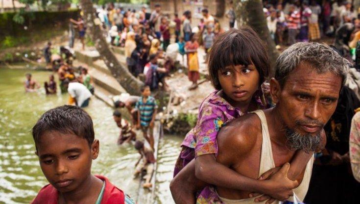Myanmar, occorrono soluzioni urgenti per gli 860 mila rifugiati Rohingya in Bangladesh