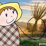 Il contadino e i suoi figli