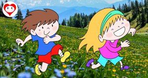 Giochi di movimento per bambini
