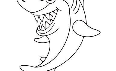 Animali del mare da colorare