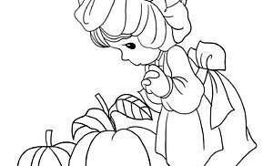 Disegni autunno da colorare